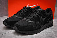 Кроссовки мужские 13286, Nike Air, черные ( 44  ), фото 1