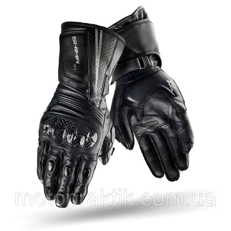 SHIMA ST-1  Gloves Black, Мотоперчатки спортивные