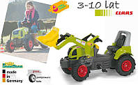 Педальный трактор Farmtrac Claas Arion Rolly Toys 710249, фото 1