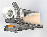 Пеллетная горелка AIR Pellet Ceramic 100 кВт, фото 2