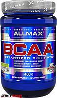 Аминокислоты BCAA в порошке AllMax, 400 г