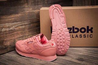 Кроссовки женские Reebok Classic.Розовые, фото 3
