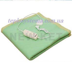 Электропростынь KET ELECTRIC 120 х 155 байка Турция, фото 2