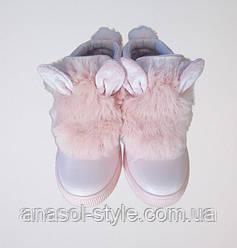 Весенняя обувь для девочек