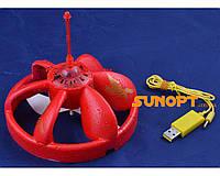 Игрушка Эйрхогс (НЛО) №828 Красный