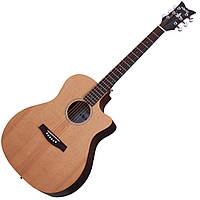Акустическая гитара SCHECTER DELUXE ACOUSTIC NS