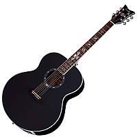 Электроакустическая гитара SCHECTER SYNYSTER GATES 'SYN J' ACOUSTIC BLK