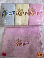 Махровое кухонное полотенце 35*70