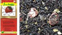 Чай Земляника со сливками черная