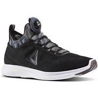 Мужские кроссовки Reebok Pump Plus Ultraknit черные с белым, фото 1