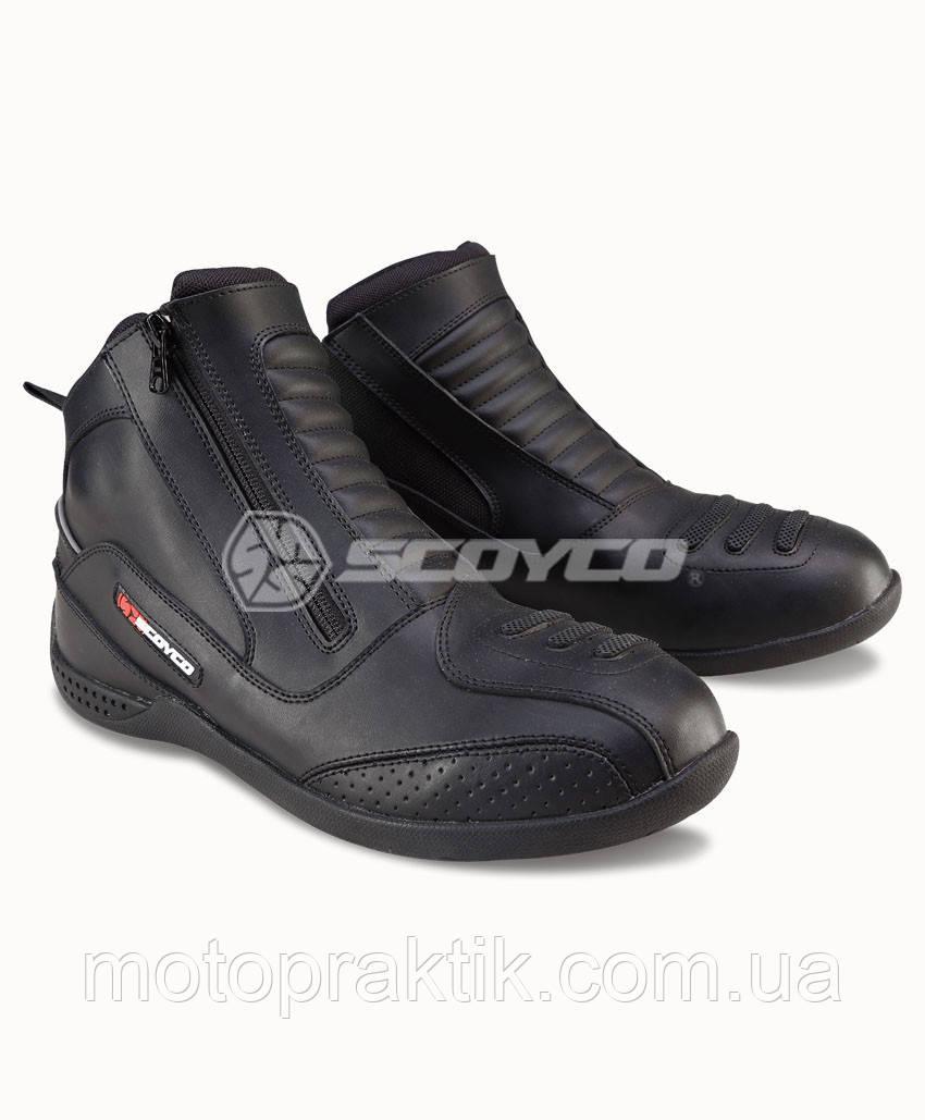 SCOYCO MBТ002 Black, 40, Мотоботы городские
