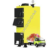 Твердотопливный котел Kronas Unic 20 кВт для обогрева дома 200 М2