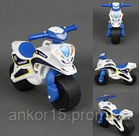 Мотоцикл толокар Полиция 0139-510