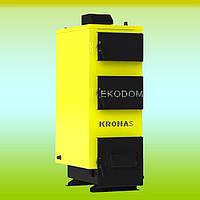 Мощный котел на твердом топливе Kronas Unic 30 кВт (Универсал)