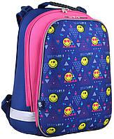 Рюкзак каркасный H-12 Smiley, 38*29*15 554497