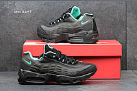 Женские кроссовки Nike Air Max 95 черные 2647