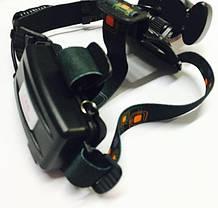 Налобный фонарь 298 ( фонарик на лоб ), фото 3