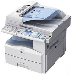 МФУ Ricoh Aficio MP 201SPF ( А4, сетевой принтер, копир, сканер, факс, ARDF, дуплекс )