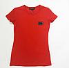 Брендовая женская футболка  Dolce&Gabbana Италия