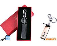 Зажигалка-брелок (USB, Спираль накаливания) №4802-2