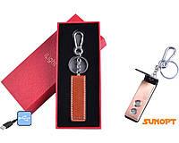 Зажигалка-брелок (USB, Спираль накаливания) №4802-3