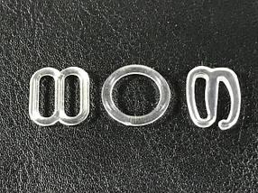 Бельевая фурнитура 10 мм пластик