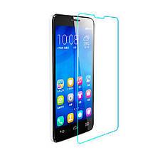 Защитное стекло Optima 2.5D для Huawei Honor 3C Lite