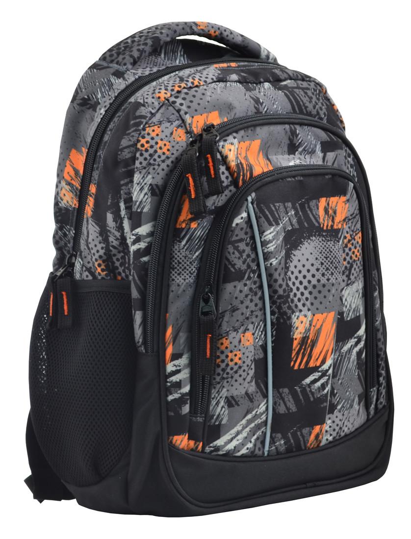 Рюкзак школьный SG-24 Sturdy, 39*29*17