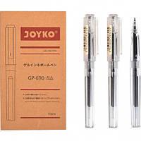 Ручка гелевая GP-690 JOYKO 10 штук, черная