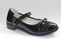 Лаковые туфли для девочек ТМ Том.м 33-38р.