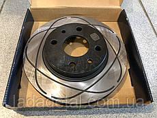 Диск тормозной ВАЗ 2110-2112  Приора 2170, Калина 1118 вентилируемый R-13 Trialli c выточкой
