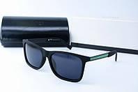 Солнцезащитные очки Hugo Boss черные матовые