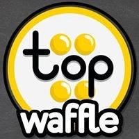 Top Waffle, когда еда не только вкусная, но и красивая!
