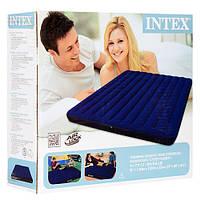 Матрас надувной Intex 183*203*22 см (68755)