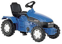 Трактор Педальный New Holland Rolly Toys 036219, фото 1