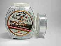 Леска Trabucco T-Force Winter Ice 50mt. 0.104mm