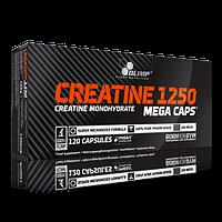 CREATINE 1250 MEGA CAPS (120 Capsules)