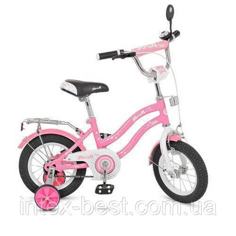 Велосипед детский Profi Star L1291,колеса 12 дюймов, фото 2