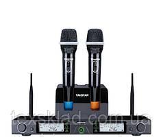 Радиосистемма TAKSTAR DG-K80 2.4G с зарядкой для микрофонов