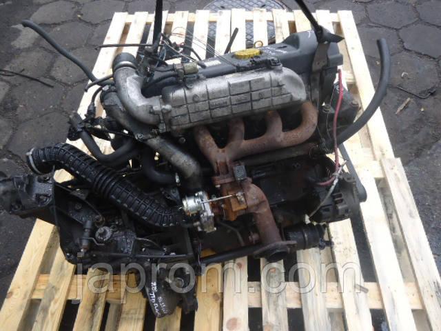 Мотор (Двигатель) Fiat Ducato Peugeot Boxer Citroen Jumper 2.8 JTD HDI 2005r