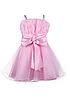 Розовое нарядное платье для  девочек 4-6 лет