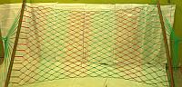 Гамак-сетка Премиум ширина 1м (верёвочный).