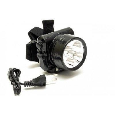 Аккумуляторный налобный фонарь YAJIA YJ-1829-5 ( фонарик на лоб )