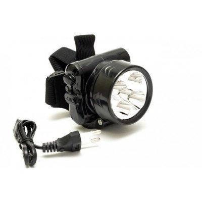 Аккумуляторный налобный фонарь YAJIA YJ-1829-5 ( фонарик на лоб ), фото 2