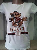 Футболка женская  Gucci