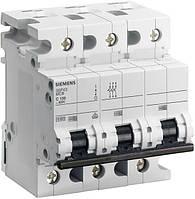 Автоматический выключатель Siemens (10кA, 3-пол, C125A), 5SP4392-7