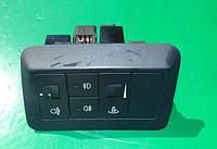 Б/у блок управления освещением Hyundai Santa FE Хюндай Санта Фе Хундай СантаФе 2.2 crdi с 2006 г. в.