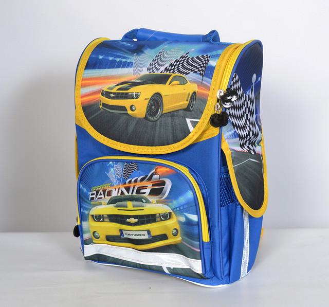 """Школьный ранец """"SMILE CAR RACING 988302"""""""