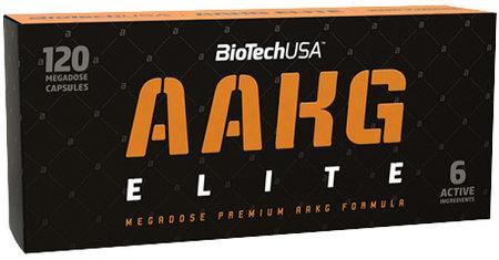 Аргинин BioTech USA AAKG Elite 120 caps