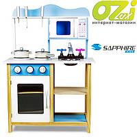 Деревянная кухня с аксессуарами Sapphire TK040